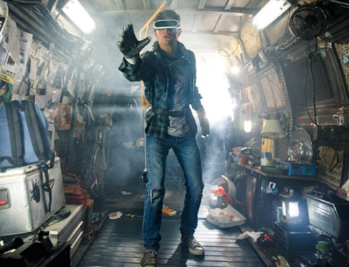 รีวิว Ready player one